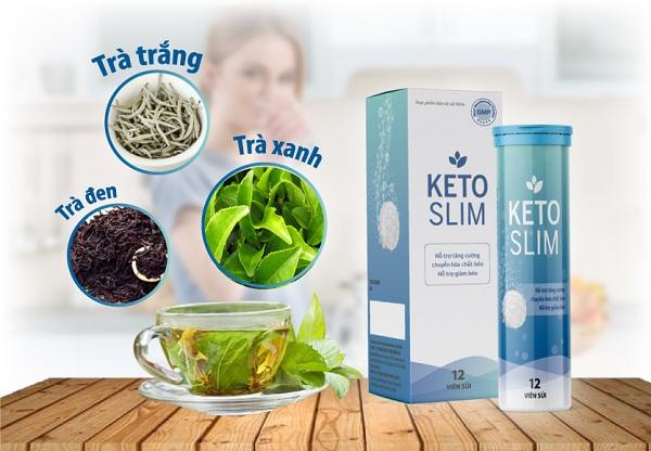 Viên sủi giảm cân Keto Slim: Giảm cân siêu tốc, vi phạm quảng cáo liệu có an toàn?