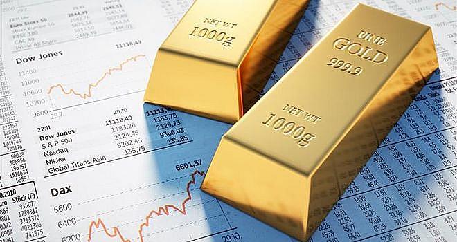 Giá vàng hôm nay 14/4: Vàng tăng giảm chóng mặt