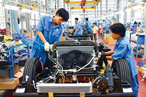 Tháng 5/2021: Sản xuất công nghiệp tăng 1,6% bất chấp dịch Covid-19 tái bùng phát