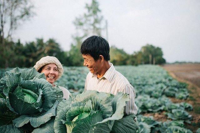 Nhìn nhận về giá trị nông sản: Trước tiên cần phải yêu