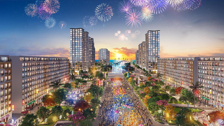 Giới đầu tư bất động sản âm thầm đổ về Sầm Sơn